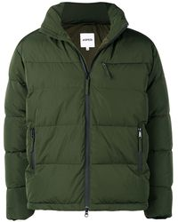 Aspesi Zip Pocket Padded Jacket