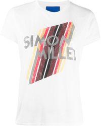 Simon Miller - ロゴ Tシャツ - Lyst