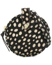 Antik Batik Polka Dot Belt Bag - Brown
