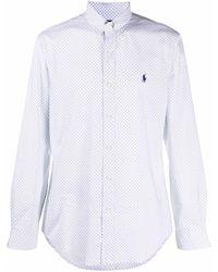 Ralph Lauren Polo Pony シャツ - ホワイト