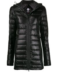 Canada Goose - Fitted Padded Jacket - Lyst