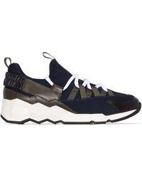 Pierre Hardy Sneakers Trek - Nero