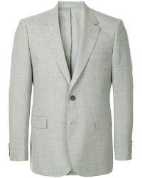 Gieves & Hawkes - Classic Fitted Blazer - Lyst