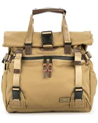 59fbcdf508 Polo Ralph Lauren Large Luggage Tote in Natural for Men - Lyst