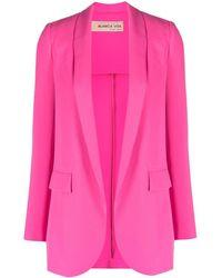 Blanca Vita シングルジャケット - ピンク
