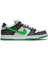 Nike Кроссовки Dunk Low Premium Sb - Белый