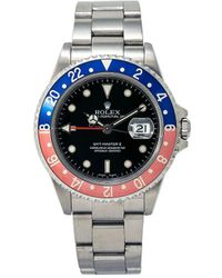 Rolex - Наручные Часы Gmt Master Ii 40 Мм 2003-го Года - Lyst