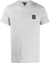 Belstaff Throwley ショートスリーブ Tシャツ - グレー