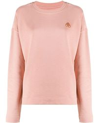 Moose Knuckles ロゴ スウェットシャツ - ピンク