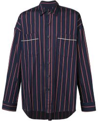 Fear Of God Striped Pyjama Shirt