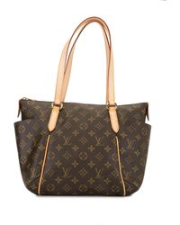 Louis Vuitton Pre-owned Totally Pm Tote Bag - Brown