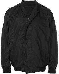 Julius - Oversized Zipped Jacket - Lyst