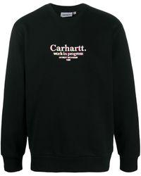 Carhartt WIP Commission スウェットシャツ - ブラック