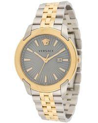 Versace V-urban Watch - Gray