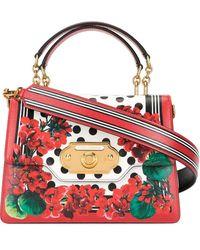 Dolce & Gabbana - Welcome Shoulder Bag - Lyst