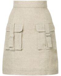 Bambah - Sparkle Cargo Skirt - Lyst