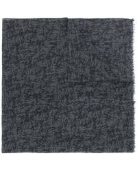 Pal Zileri - Printed Fine Knit Scarf - Lyst