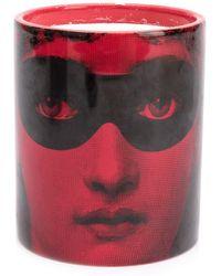 Fornasetti Profumi Don Giovani Scented Candle (900g) - Black