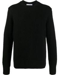 Acne Studios - クルーネック セーター - Lyst