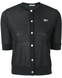 Guild Prime - Short-sleeve Fitted Cardigan - Lyst