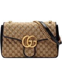 Gucci - Gg Marmont 2.0 オリジナルggバッグ - Lyst