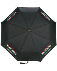 Moschino - Paraguas Couture! estampado - Lyst