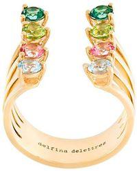 Delfina Delettrez - 'dots' Ring - Lyst