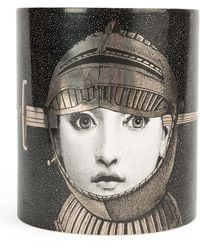 Fornasetti Armatura Scented Candle (1.9kg) - Grey