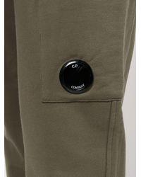 C.P. Company Pantalon de jogging à poches cargo - Vert
