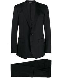 Dolce & Gabbana Smoking classique - Noir