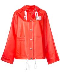 Proenza Schouler - Pswl Care Label Raincoat - Lyst