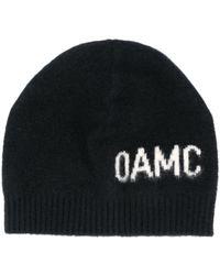 OAMC ロゴ ビーニー - ブラック
