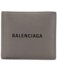 Balenciaga - Everyday Square Wallet - Lyst