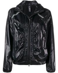 adidas By Stella McCartney ジップアップ ジャケット - ブラック