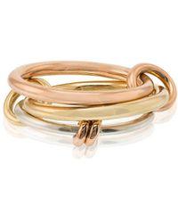 Spinelli Kilcollin Raneth Gold Ring - Métallisé