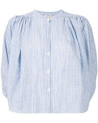 Bellerose - Striped Fitted Blouse - Lyst