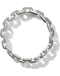 David Yurman Deco Link Bracelet - Metallic