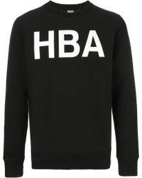 Hood By Air 'Rehab' Sweatshirt - Schwarz