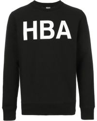 Hood By Air Sweat Rehab - Noir