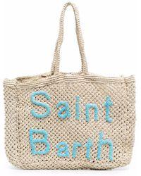 Mc2 Saint Barth ロゴ ハンドバッグ - マルチカラー