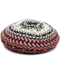 Missoni - クロシェ ベレー帽 - Lyst
