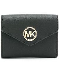Michael Kors Carmen 財布 - ブラック