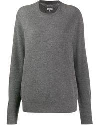 Woolrich Ribbed Sweatshirt - Gray