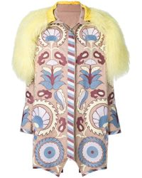 Yuliya Magdych - Delight Embroidered Coat - Lyst
