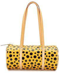 Louis Vuitton 2012 プレオウンド Infinity Dots パピヨン ショルダーバッグ - マルチカラー