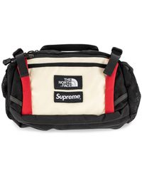Supreme X The North Face Expedition Waist Bag - Black