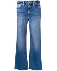 FRAME Flared Jeans - Blue