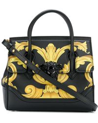 Versace - Palazzo Empire Printed Tote - Lyst