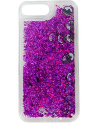 Chiara Ferragni - Glitter Eyes Iphone Case - Lyst