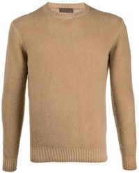 Altea Textured Knit Jumper - Natural